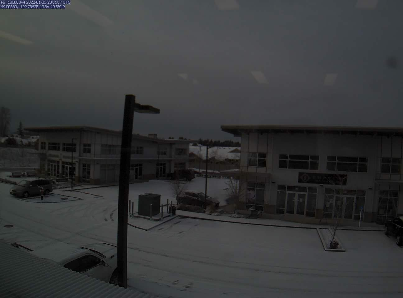 Pulpit Lake (4A09P) Snow Station Satellite Camera
