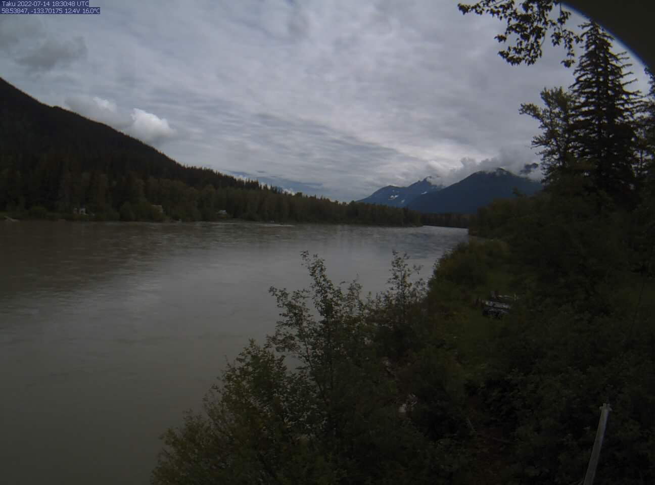 Taku River Image