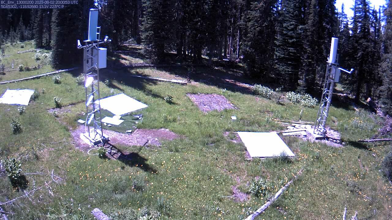 Enderby (1F04P) Snow Camera